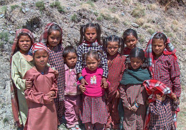 nepalese-children